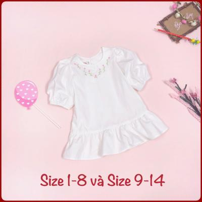 ĐẦM KATE COTTON, SIZE 1-8, 9-14